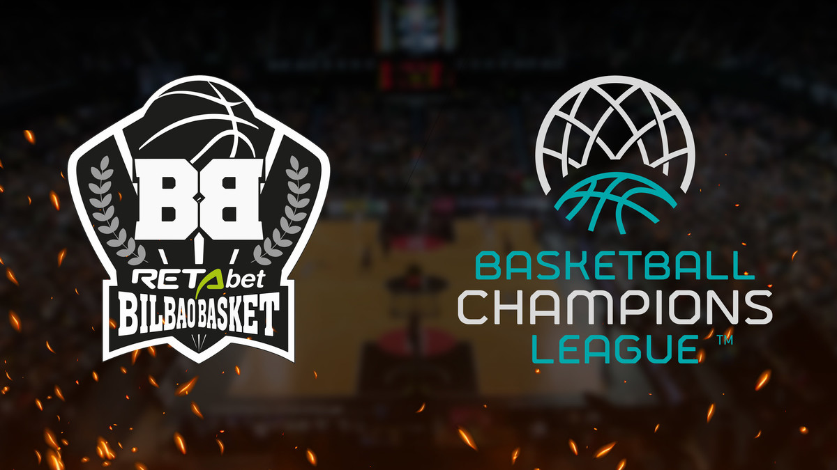 RETAbet Bilbao Basket disputará la Basketball Champions League 20/21