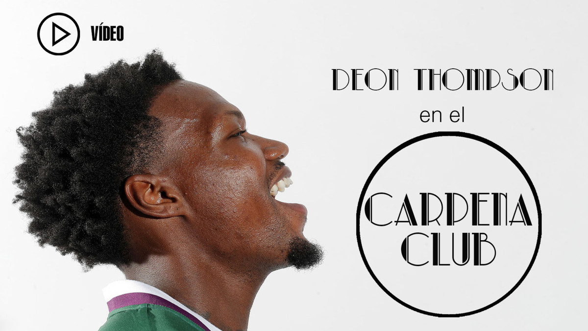 ¿Conoces a Deon Thompson?