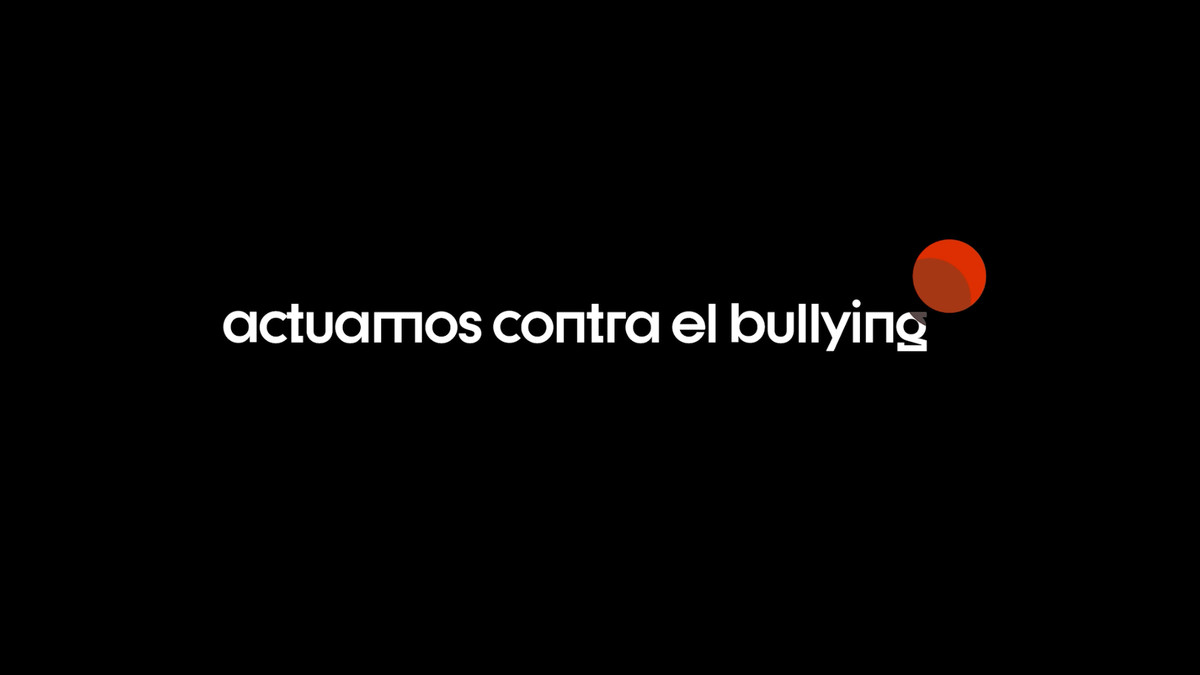 'actuamos contra el bullying'