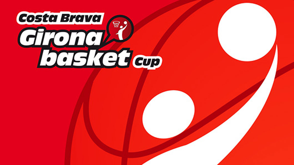 Cartel del torneo (Costa Brava Girona International Basket Cup)