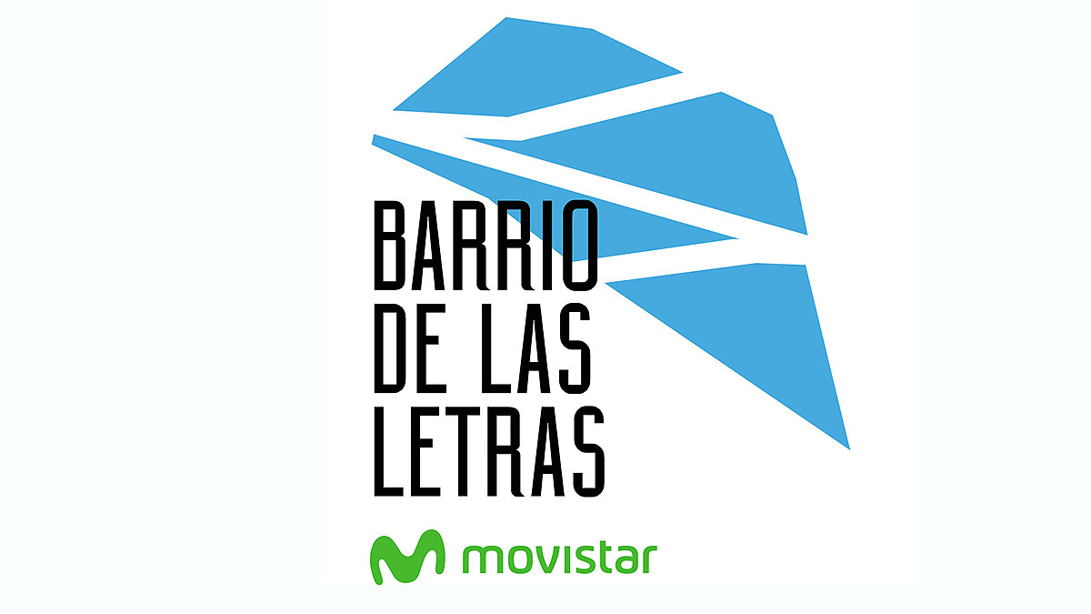 Logo Fan Zone Movistar Barrio de las Letras