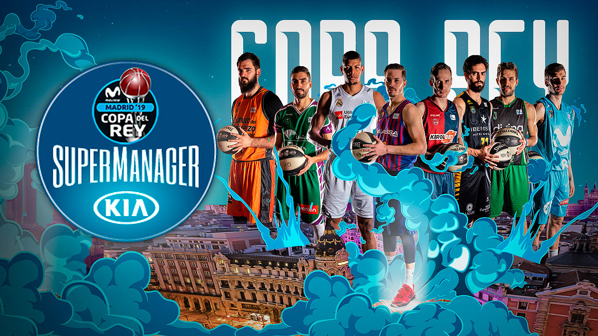 ¡Regresa el SuperManager KIA de la Copa del Rey!