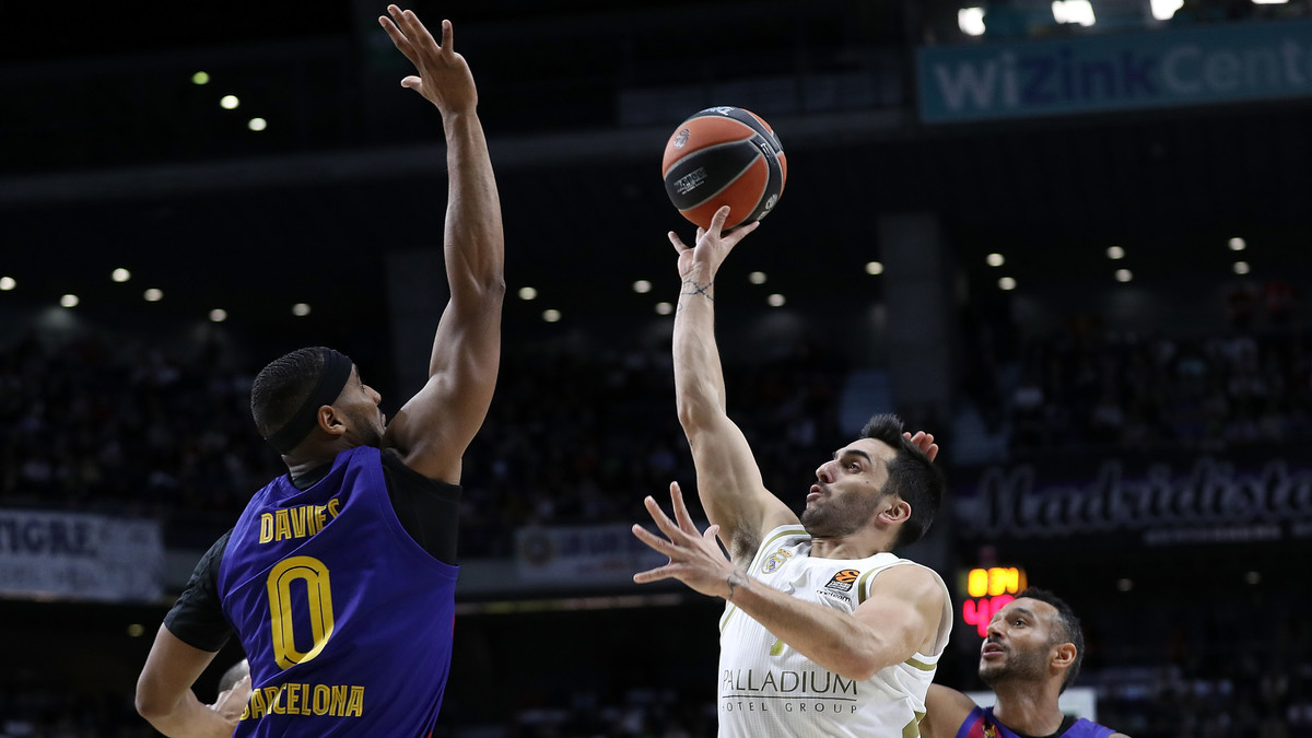 Euroleague/Getty