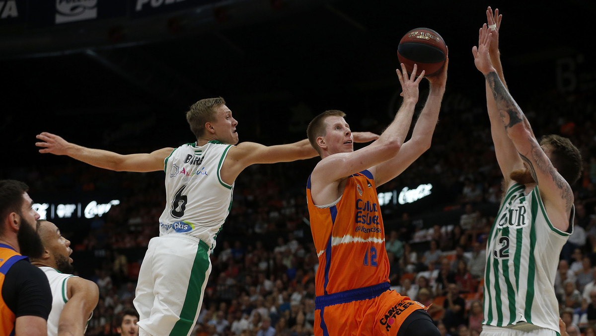 Crónica Valencia Basket-Coosur Real Betis