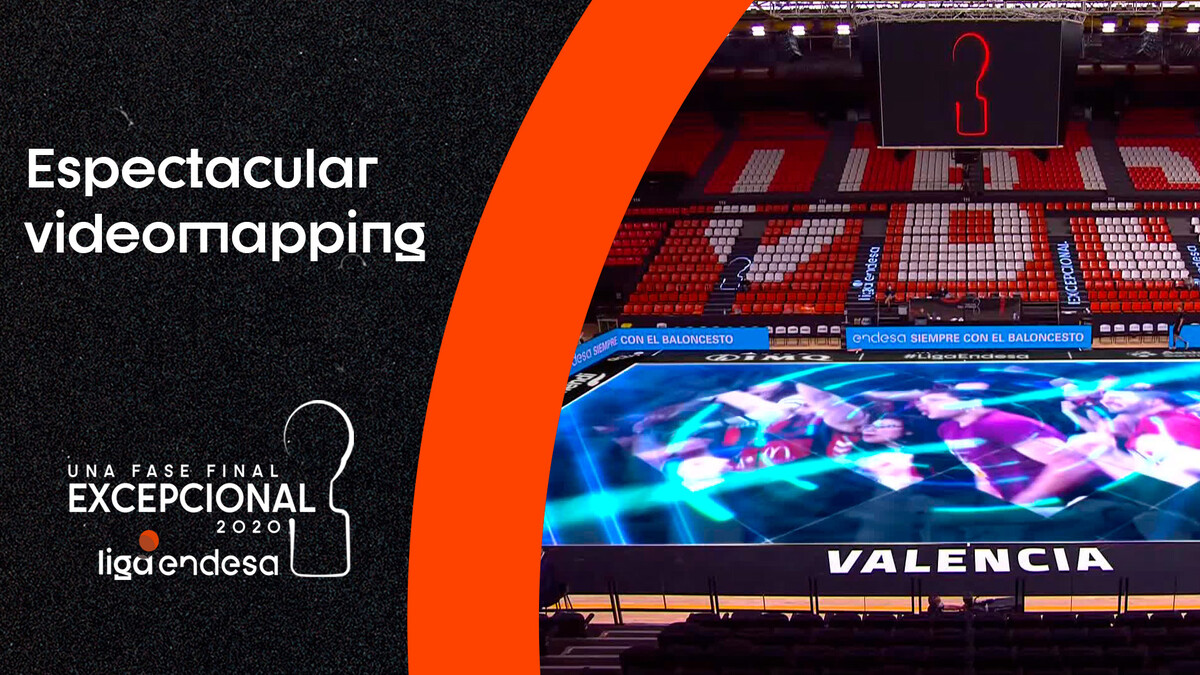 Espectacular videomapping